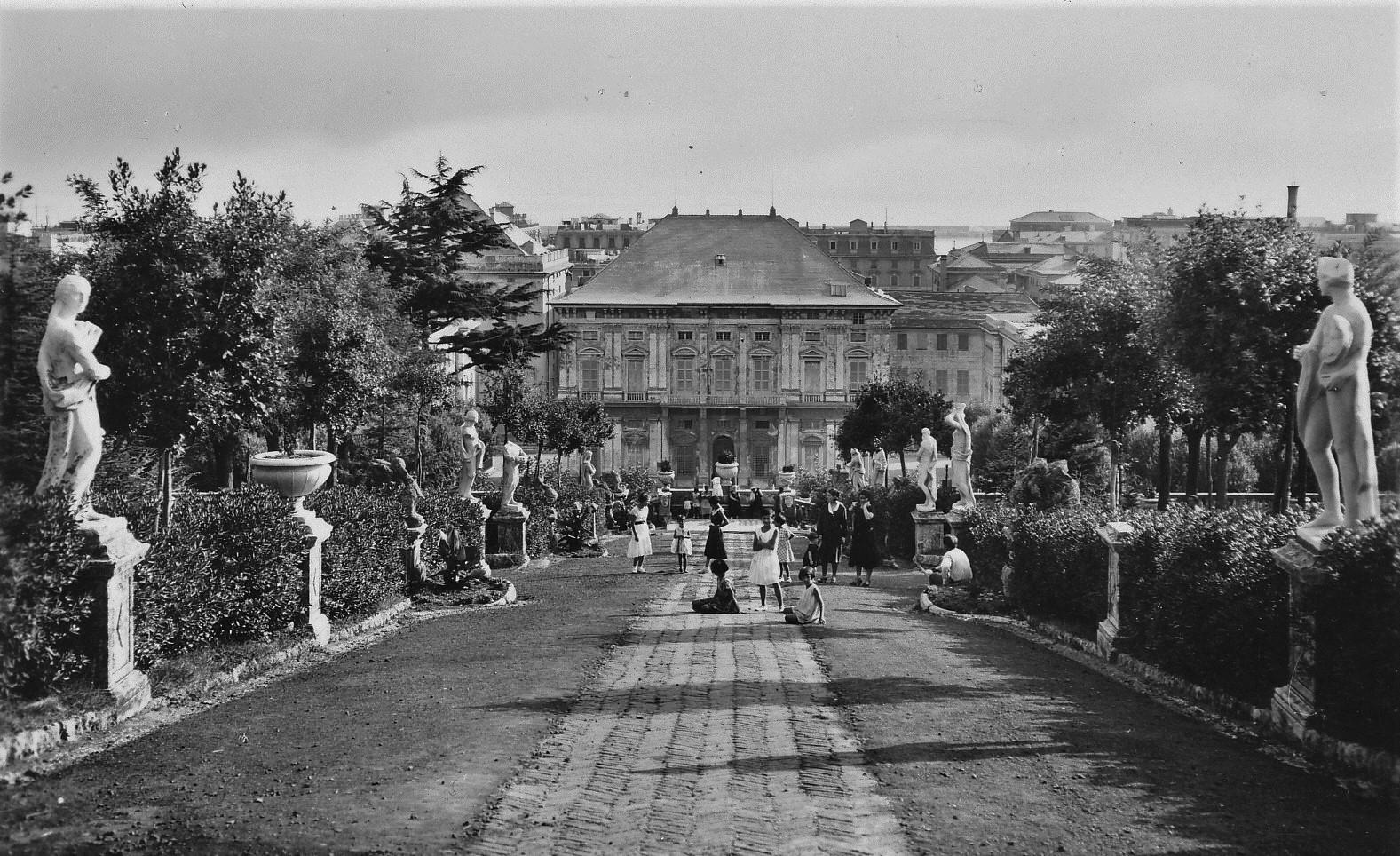 in regione - Villa Imperiale Scassi - Regione Liguria